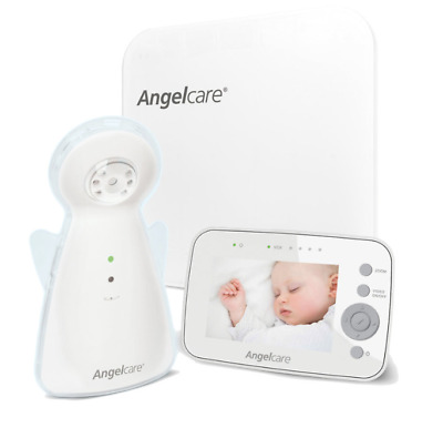 Angelcare AC1300 Baby Movement Monitor, With Video (44)