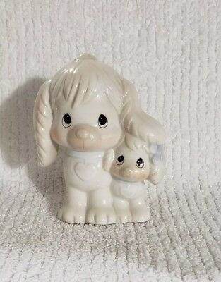 Precious Moments Dog & Puppy Working Night Light - By: Enesco *NICE* ~FREE SHIP~