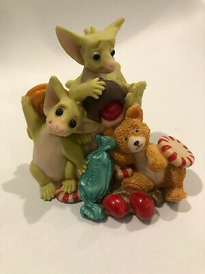 "Whimsical World of Pocket Dragons by RM- ""Sticking Together"" 1997"