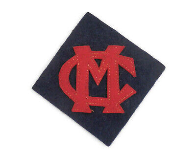 Felt Antique Patch Motorcycle Club? Master of Ceremonies? High School Sports?