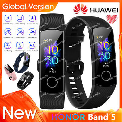 Huawei Honor Band 5 Smart Bracelet Health Fitness Tracker 50M Impermeabile C3A4