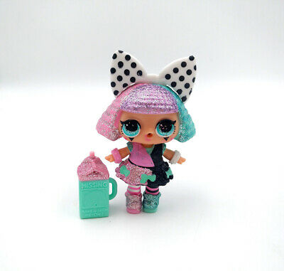 LOL Surprise Doll Figure Toy Big Sister Bling Series Glam Glitter PRANKSTA B-003