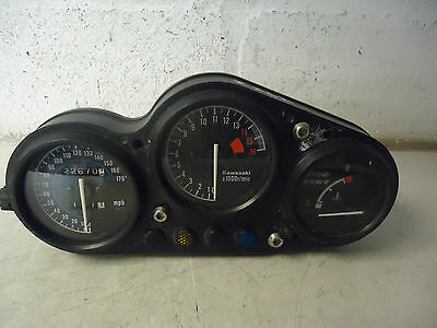 Kawasaki Zx6R Clocks / Dash / Zx6