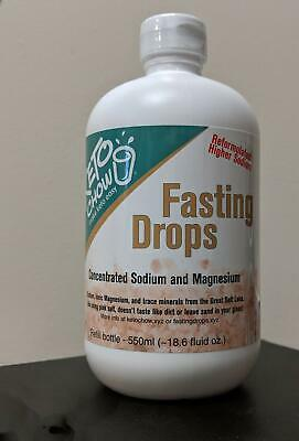 Keto Chow Fasting Drops (550ml/18.6 Bottle)