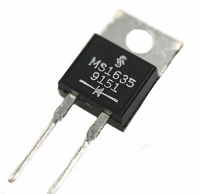 MS1635 Samsung, Schottky Barrier rectifier.  8A, 35V - Lot of 1, 5, or 10