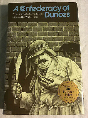 A Confederacy of Dunces by John Kennedy Toole (Hardcover, Very Good)