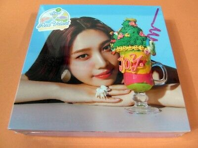 RED VELVET Summer Magic (JOY Ver.) Limited CD w/Booklet +Photocard w/Tracking #