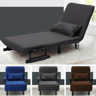 Brilliant Fold Out Sofa Bed Armchair Guest Single Beds Lounge Chair Gmtry Best Dining Table And Chair Ideas Images Gmtryco