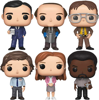 The Office Funko Pops. NEW. MINT. IN STOCK