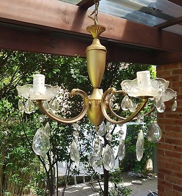 Vintage chandelier Art Deco