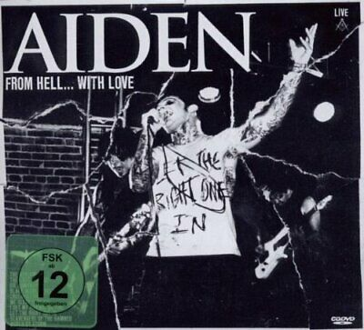  074723  Aiden - From Hell? With Love [CD x 2] Neuf