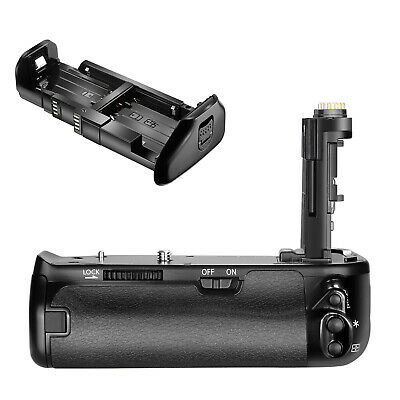Neewer Pro Camera Battery Grip Replacement for Canon BG-E21 for Canon 6D Mark II