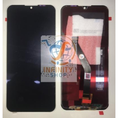 TOUCH SCREEN + VETRO DISPLAY LCD Huawei Y6 2019 / Honor 8a MRD-LX1 LX2 NERO