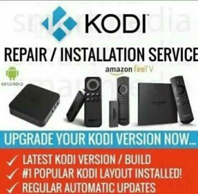 Service Amazon Fire TV Stick Install Upgrade Repair  Movies 🎥 Kids 👶 Sport