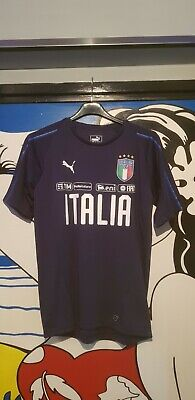 Maglia  Italia Barella Sensi Match Worn Match Day  Nation League Mondiali M