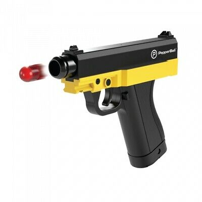 BEST VALUE!! PepperBall TCP Defense Launcher - Includes x20 rounds and x4 CO2