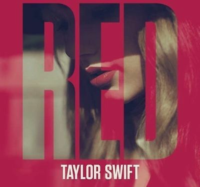 Red by Taylor Swift (CD, Oct-2012, Big Machine Records)
