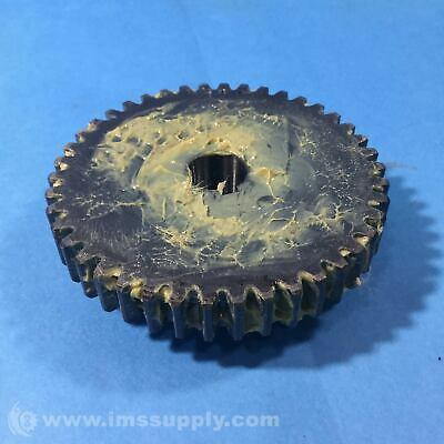 Qw4292 Roller Chain Sprocket, 44 Tooth Usip