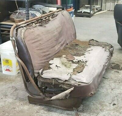 Peachy 1947 1953 Chevy Chevrolet Pickup Bench Seat Frame Shipping Machost Co Dining Chair Design Ideas Machostcouk