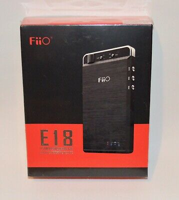 NEW FiiO E18 KUNLUN Special USB DAC & AMP for Android Smartphone **Sealed**