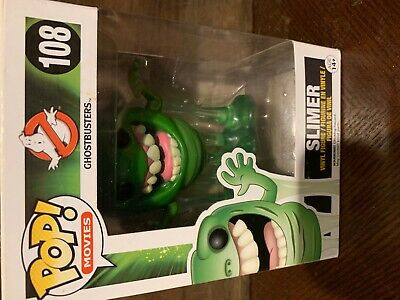 slimer ghostbusters funko pop 108