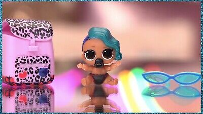 LOL Surprise Lil Punk Grrrl Girl LILS Make Over Series 5 Wave 2 Punk Boi Sister