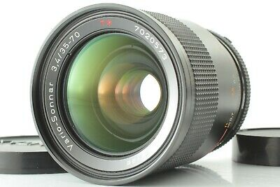 [ Near Mint+++++ ] CONTAX Carl Zeiss Vario-Sonnar 35-70mm f3.4 T* MMJ from JAPAN