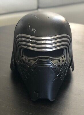 New Star Wars The Force Awakens fan made Kylo Ren helmet
