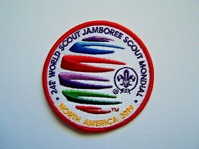 2019 World Jamboree Participant Patch