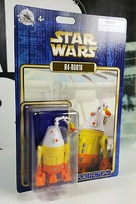 Star Wars 2018 R4-BOO18 DROID Halloween Droid Factory Disney Theme Parks 3.75