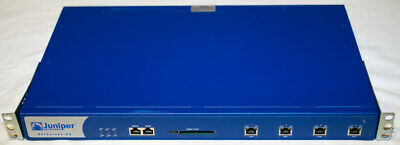 Juniper Netscreen-25 VPN Firewall Appliance NS-025-003