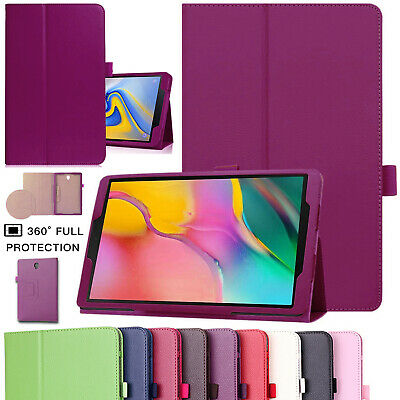 Samsung 2019 Tablet Leather Smart Stand Case Cover For Galaxy Tab A 10.1 SM-T510