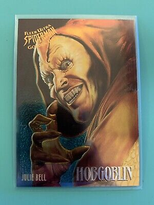 Fleer Ultra Spider-Man Golden Web Limited Edition Card #3 Hobgoblin