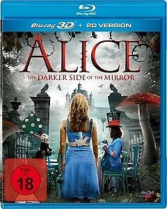 Alice-The Darker Side Of The Mirror Real 3d BD [Blu-ray Disc]
