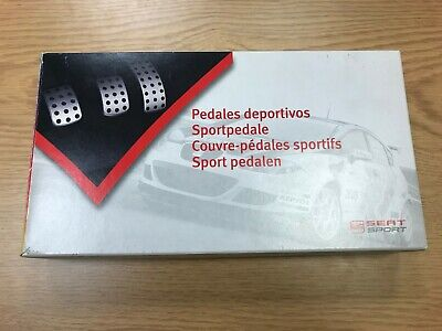 SEAT SPORT - Sport Pedal Covers
