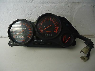 Kawasaki ZZR250 Clocks / Instrument Panel / ZZR