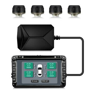 CST - TY06 Tire Pressure Monitoring System USB TPMS for Most Vehicles