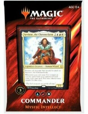 Magic Commander 2019 Intelecto místico