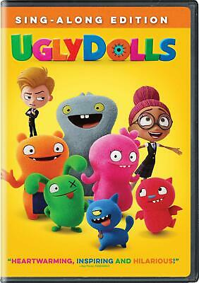 UGLYDOLLS DVD. New and sealed. Free delivery