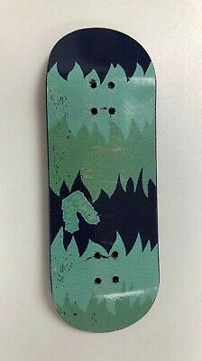 BEAST PANTS FINGERBOARD Deck 33mm ( Blackriver Berlinwood