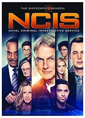 NCIS The Sixteenth Season DVD Free Shipping PreOrder Release date 9/03/19