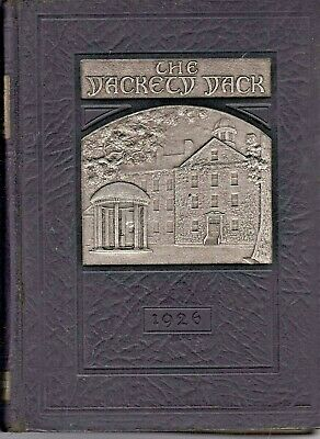1926 Yackety Yack - Annual of University of NC at Chapel Hill - NAMES IN LISTING