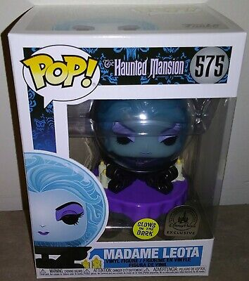 2019 Disney Parks Haunted Mansion 50th Anniversary Madame Leota Funko Pop (GITD)