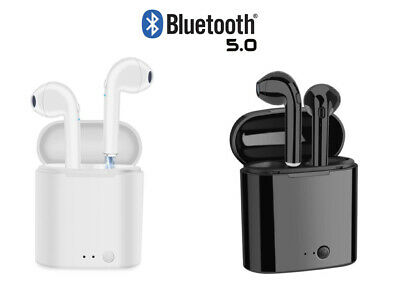 Bluetooth Earphones For iPhone Android Samsung Earpods Wireless Earbuds Airpods