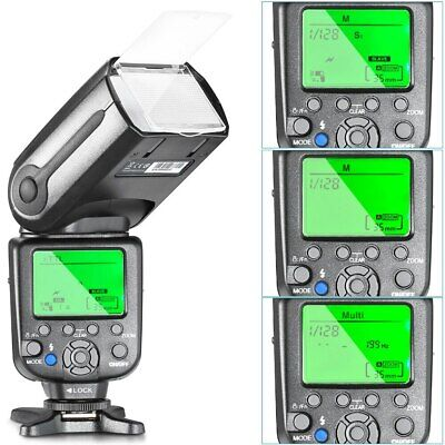 Neewer NW-565 EXN I-TTL Slave Speedlite with Flash+Diffuser for Nikon
