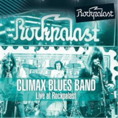 Climax Blues Band-Live at Rockpalast 1976 CD with DVD NEUF