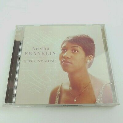 Aretha Franklin – The Queen In Waiting CD (2002) COL 508621 2