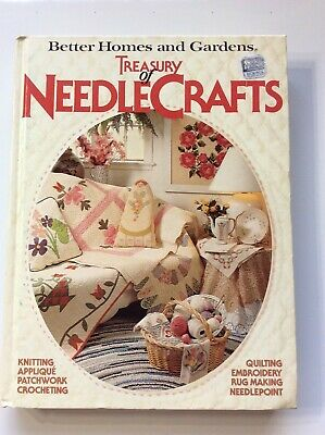 Treasury of NeedleCrafts    Better Homes and Gardens