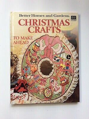 CHRISTMAS CRAFTS    Better Homes and Gardens