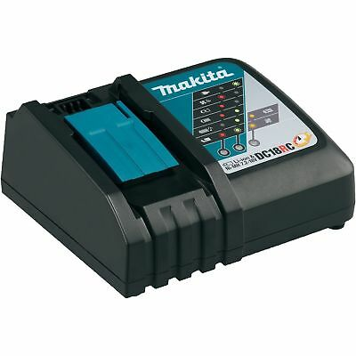Makita DC18RC 18V Lithium-Ion Battery Charger